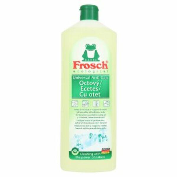 Általános ecetes vízkőoldó 1000 ml - Frosch