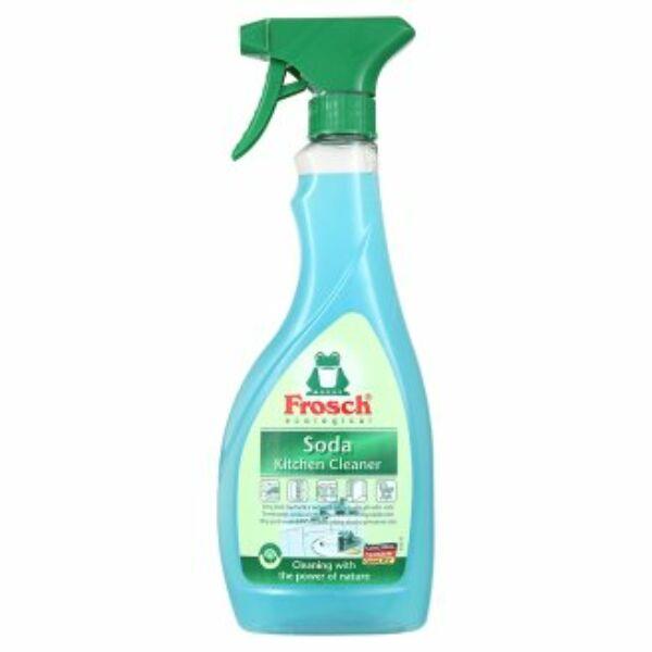 Konyhai tisztító szódás 500ml - Frosch