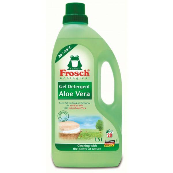 Folyékony mosószer Aloe Vera 1500ml - Frosch