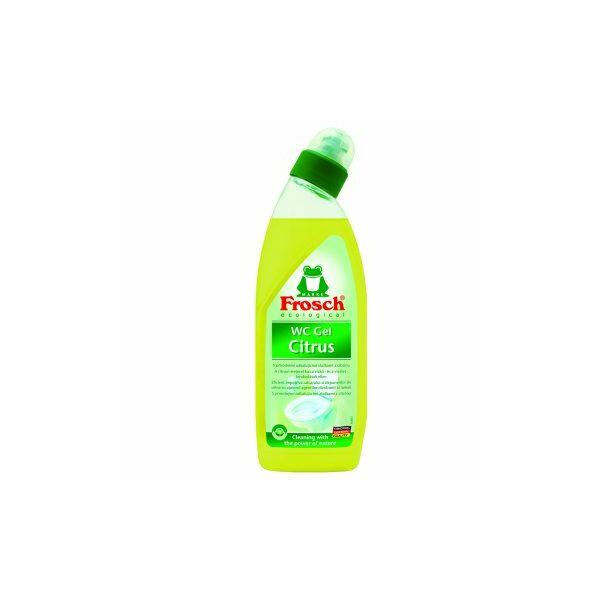 WC tisztító citromos 750 ml - Frosch