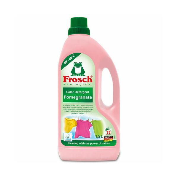Folyékony mosószer gránátalma Color 1500 ml - Frosch