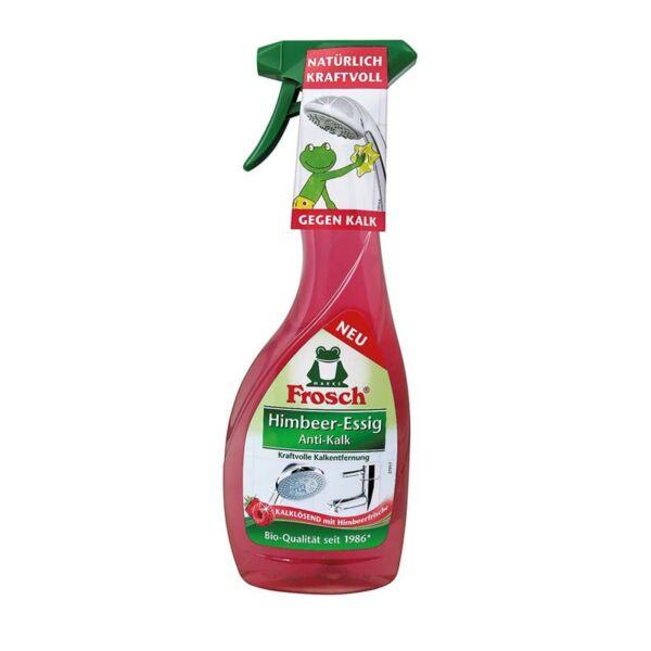 Vízkőoldó spray málnaecettel 500 ml - Frosch