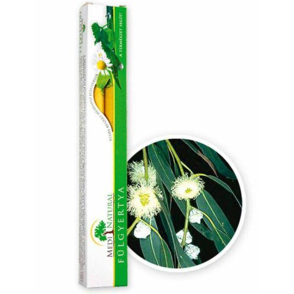 Méhviasz fülgyertya (eukaliptusz) 2 db - Medinatural