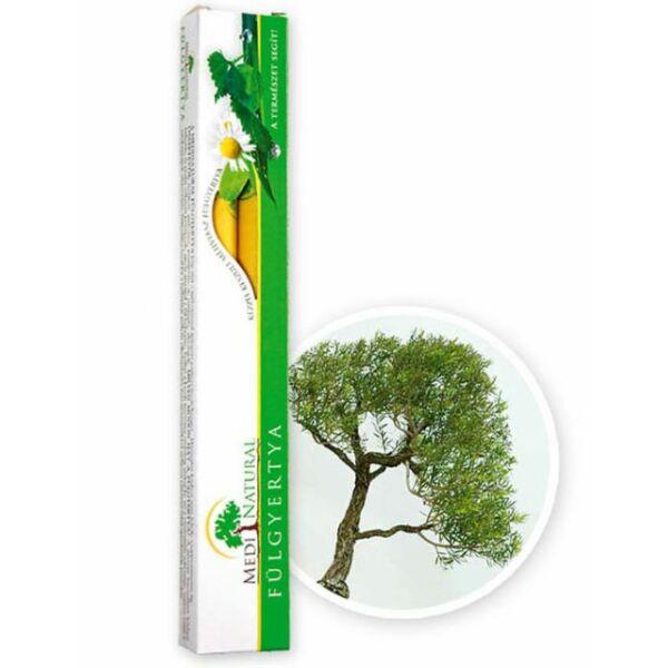 Méhviasz fülgyertya (teafa) 2 db - Medinatural