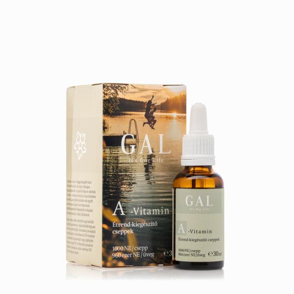 GAL A-vitamin cseppek 30 ml
