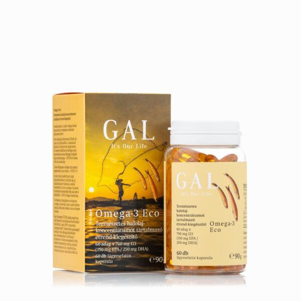 GAL Omega-3 Eco 700 mg 60 kapszula
