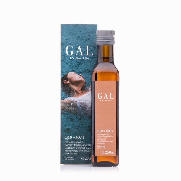 GAL Q10+MCT 250 ml