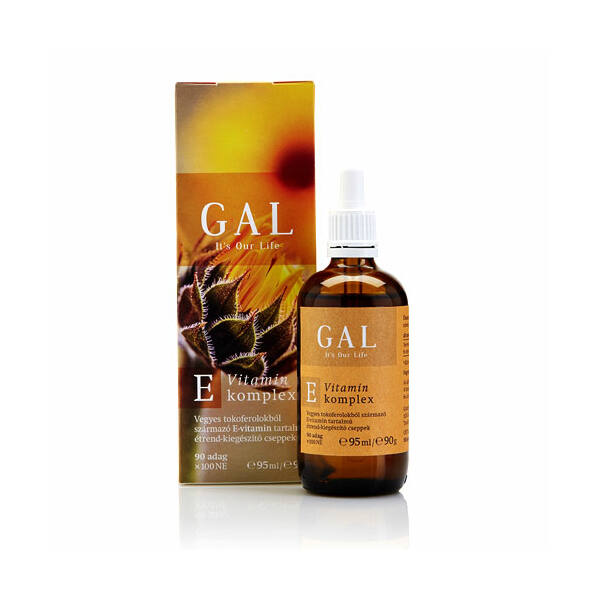 GAL E vitamin komplex csepp 95 ml