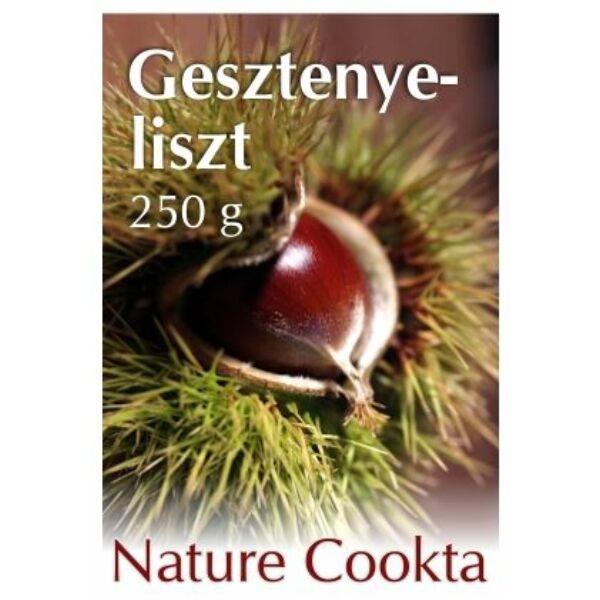 Gesztenyeliszt 250 g - Nature Cookta