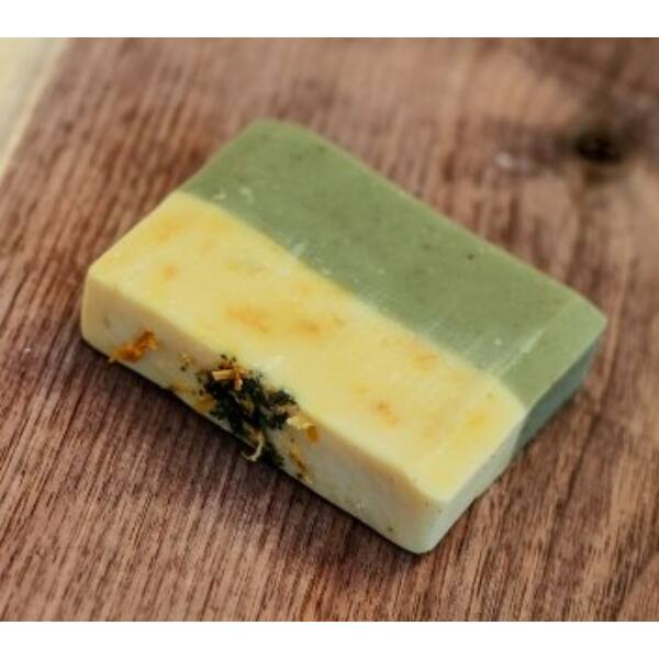 Gyógynövényes szappan teafa olajjal 100 g - Borza