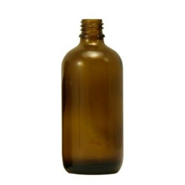 Barna gyógyszertári üveg 100 ml