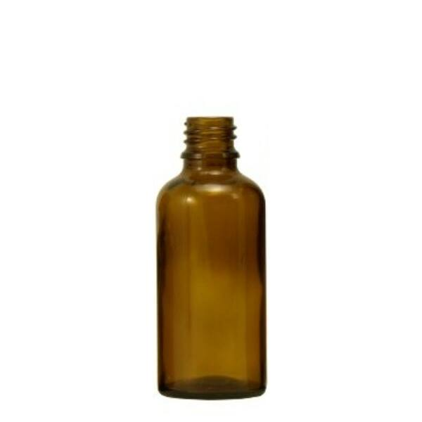 Barna gyógyszertári üveg 50 ml