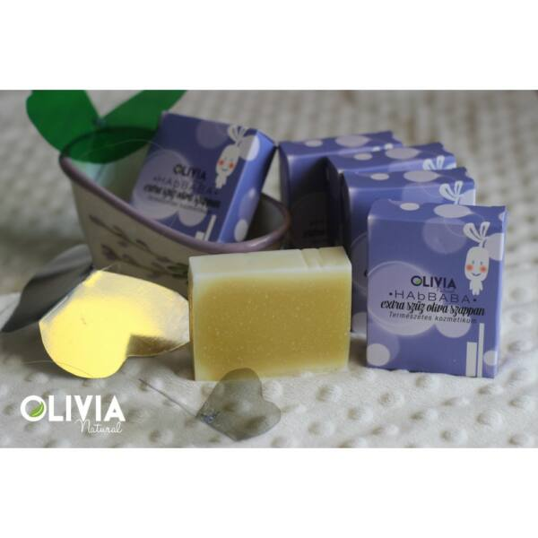 Olivia HabBaba szappan 90 g