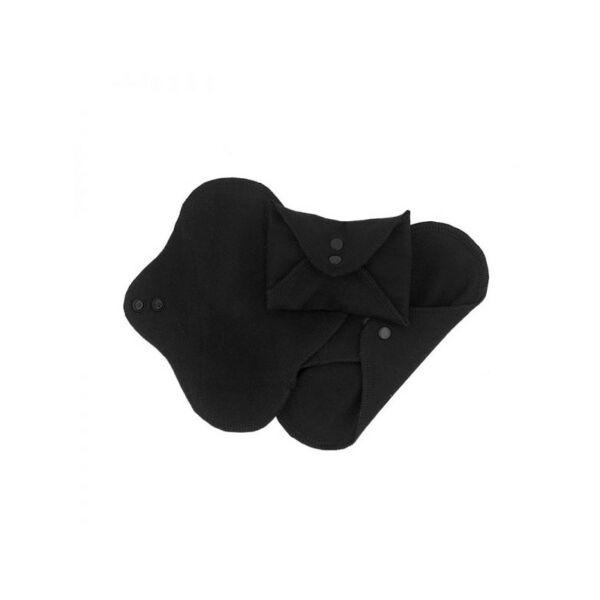 ImseVimse mosható intimbetét 3 db mini fekete