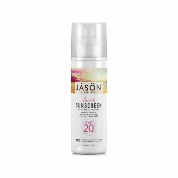JASÖN Facial Sunscreen SPF20   (128g)