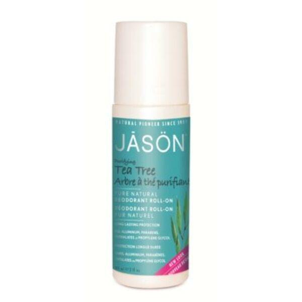 Golyós dezodor teafa 89 ml - Jasön