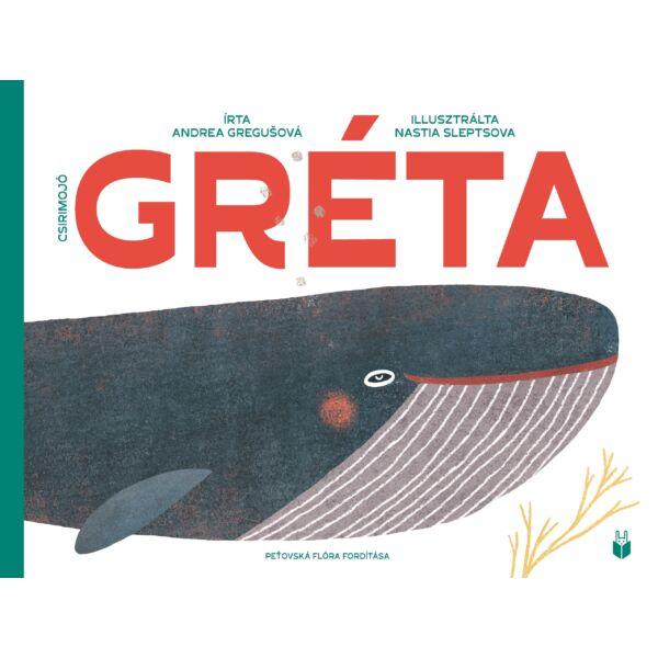 Andrea Gregusová: Gréta c. könyv