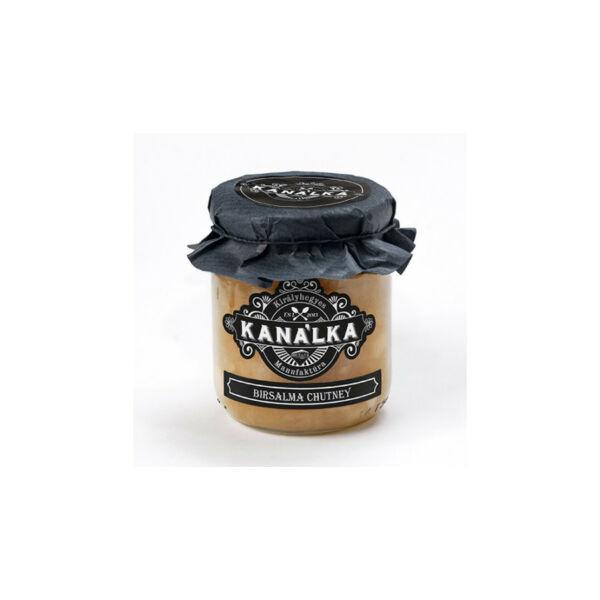 Birsalma chutney 195 g - Kanálka