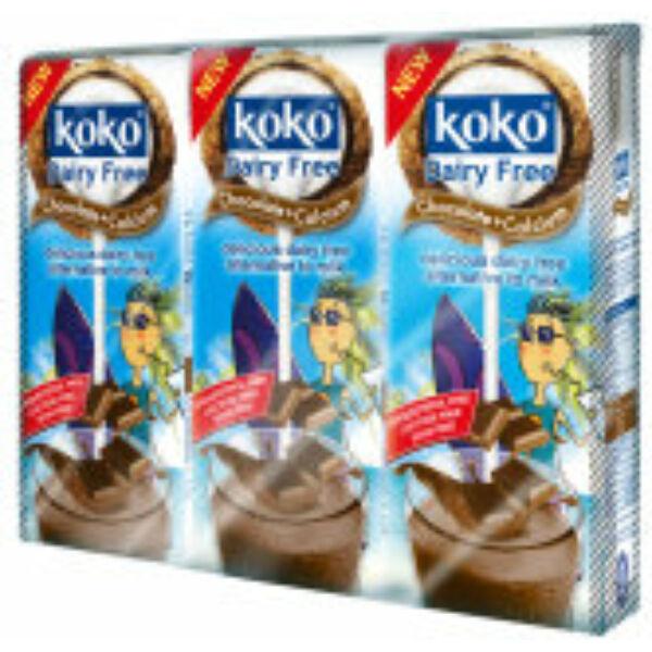 Kókusztej ital csokis 250 ml - Koko