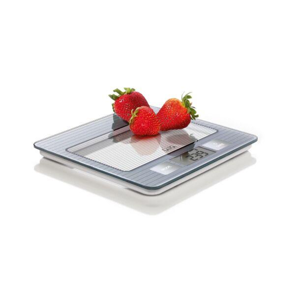 Laica digitális konyhai mérleg ezüst KS1024