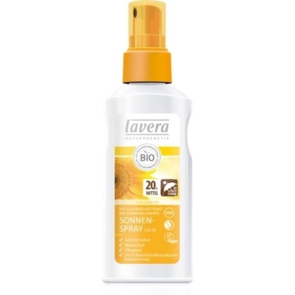Napvédő spray SPF20 125 ml - Lavera SUN