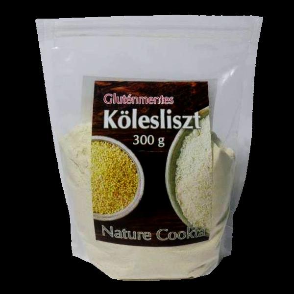 Gluténmentes kölesliszt 300 g - Nature Cookta