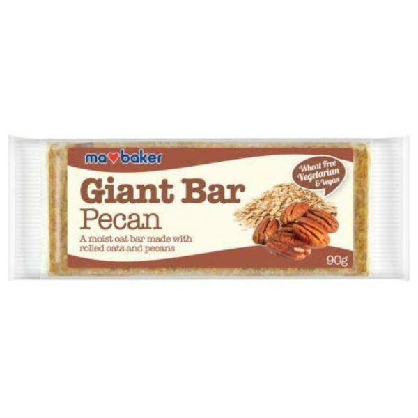 Zabszelet pekándiós Giant Bar 90 g - Ma Baker