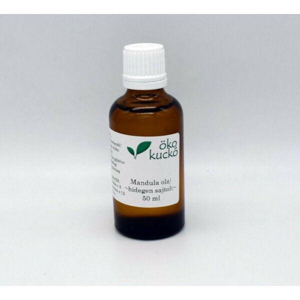 Mandulaolaj 50 ml - Ökokuckó