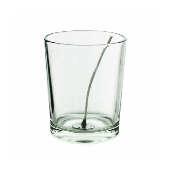 Üvegcse mécseshez kanóccal 65 ml