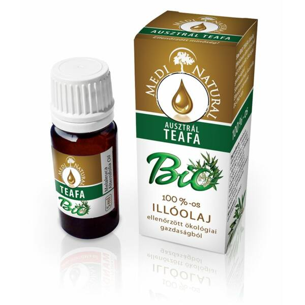 BIO Ausztrál teafa illóolaj 5 ml - Medinatural