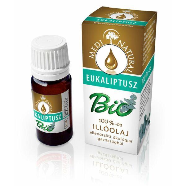 BIO Eukaliptusz illóolaj 5 ml - Medinatural