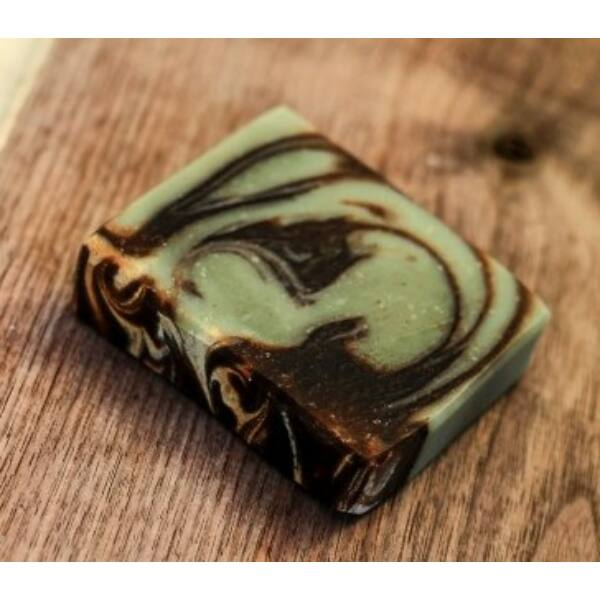 Menta-csoki szappan 100 g - Borza KIFUTÓ TERMÉK