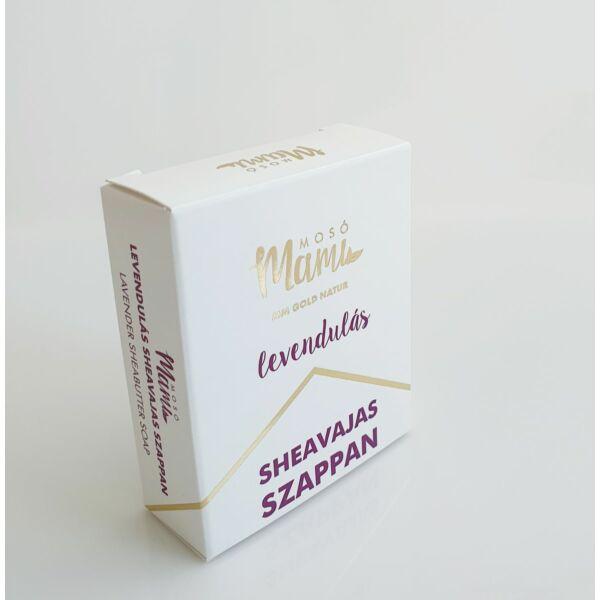 Shea vajas levendula szappan 90 g - MM Gold