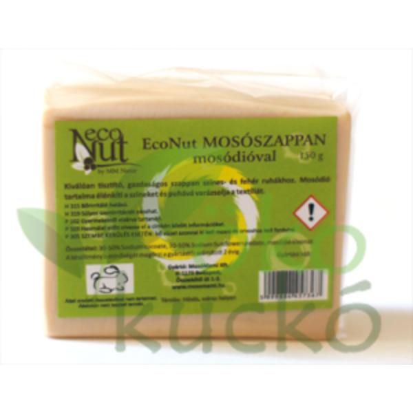 Mosószappan mosódióval 150 g - Econut