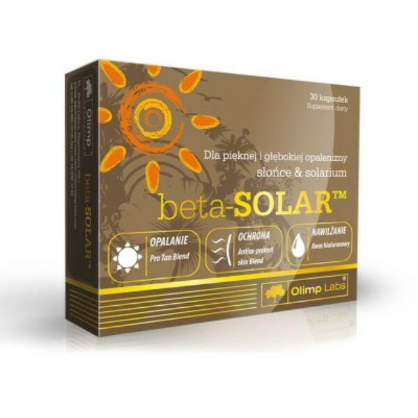 Napozóvitamin beta SOLAR 30 kapszula -  Olimp Labs