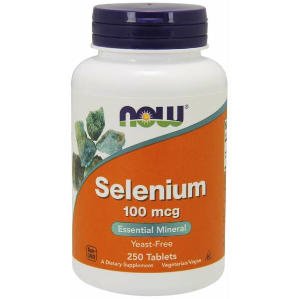 Now selenium tabletta 100 db