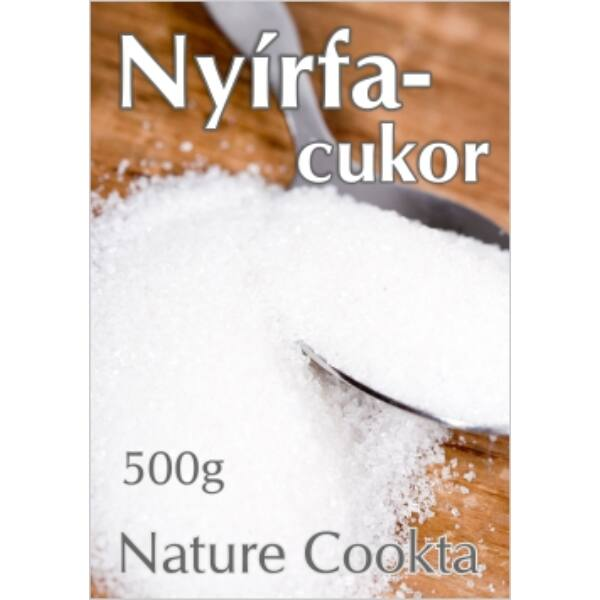 Nyírfacukor 500 g - Nature Cookta