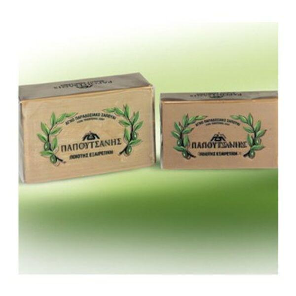 Görög hagyományos olivaszappan natúr 125 g - Papoutsanis