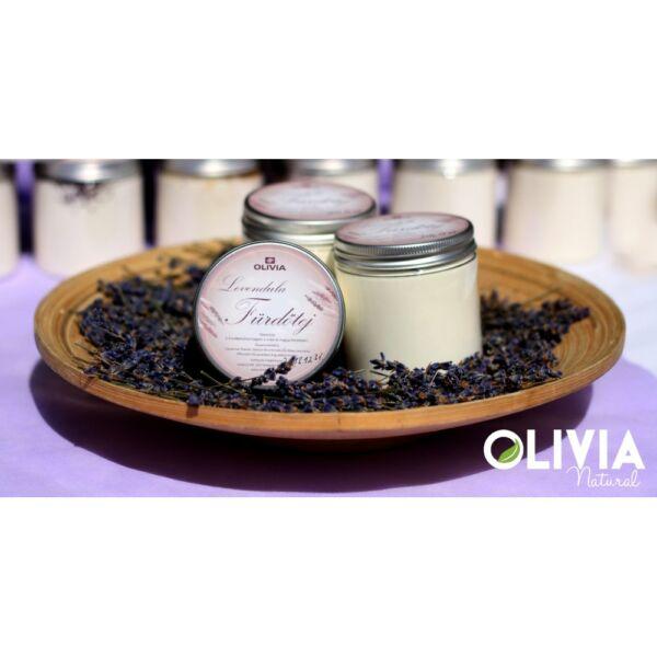 Fürdőtejpor levendula 250 ml - Olivia
