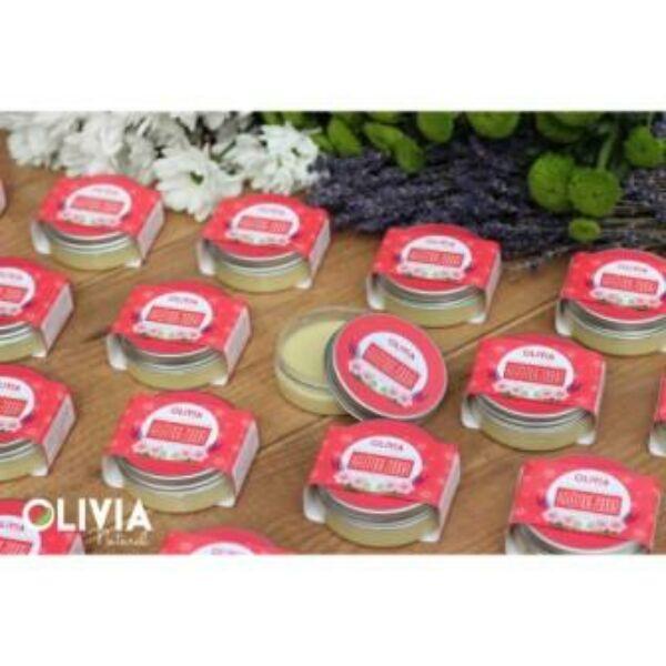 Krémdezodor geránium-levendula 50 ml - Olivia