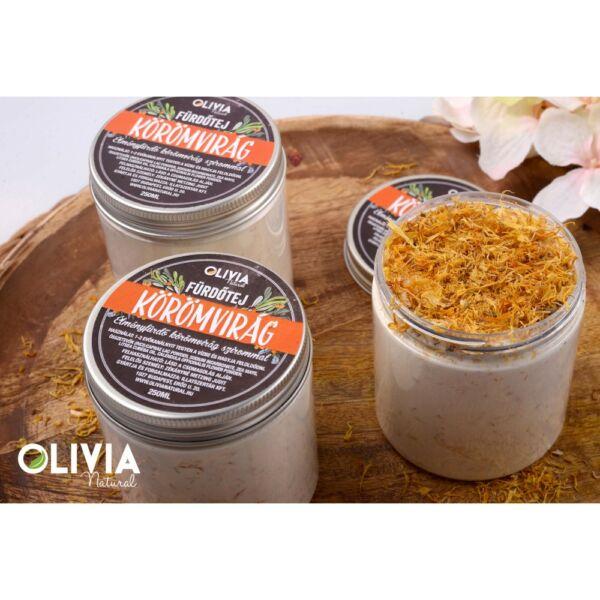 Fürdőtejpor körömvirág 250 ml - Olivia