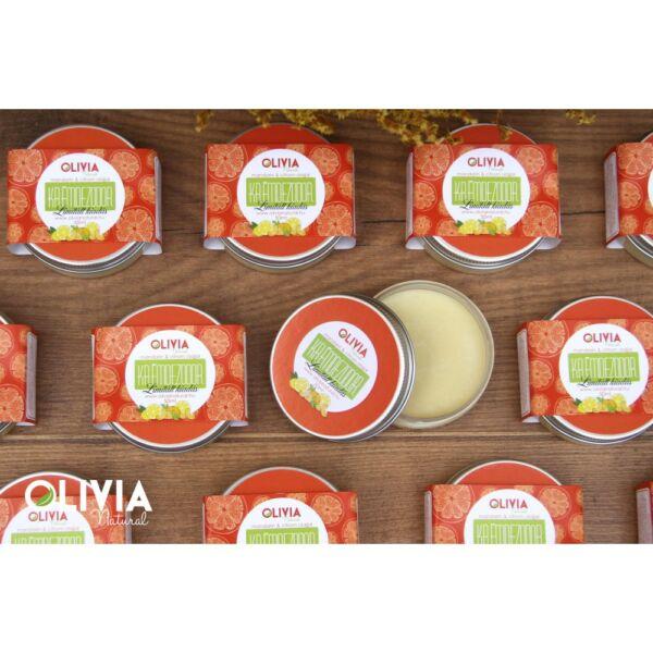 Krémdezodor mandarin-citrom 50 ml - Olivia