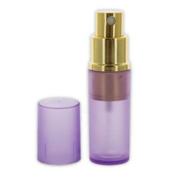Parfümszóró lila, matt 10 ml