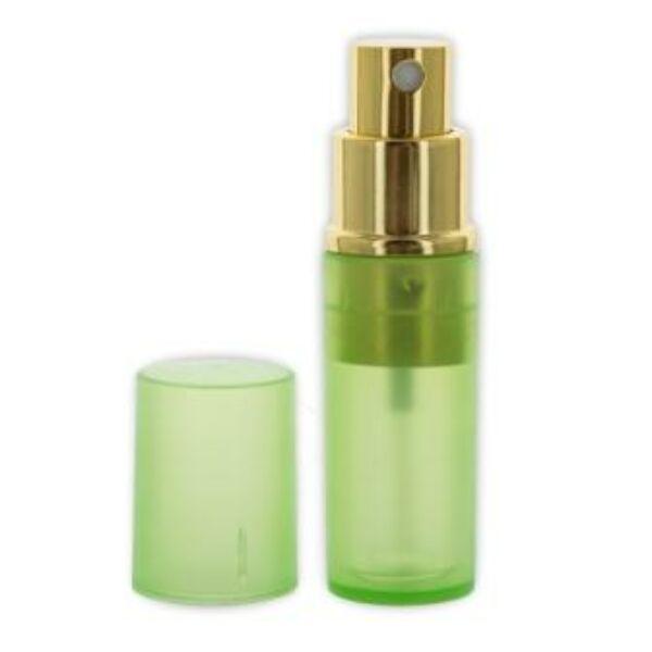 Parfümszóró zöld, matt 10 ml