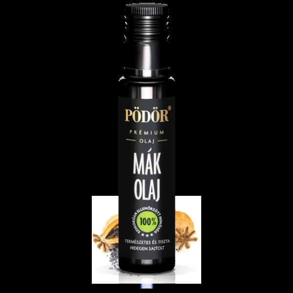 Prémium mákolaj 100 ml - Pödör
