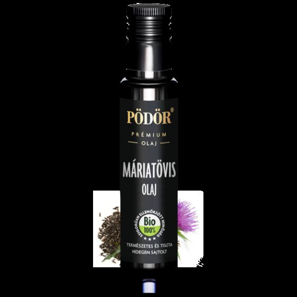 Prémium máriatövis olaj BIO 100 ml - Pödör