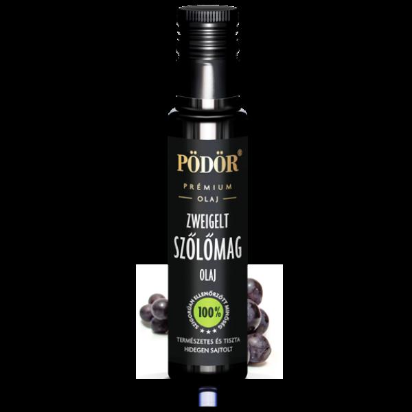 Prémium szőlőmagolaj 100 ml - Pödör