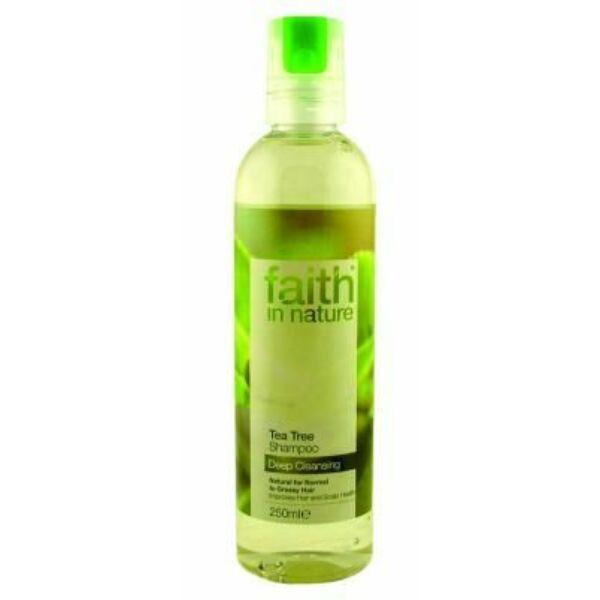 Teafa sampon - Faith in Nature (250ml)