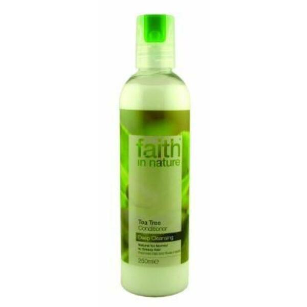 Teafa hajkondicionáló - Faith in Nature (250ml)