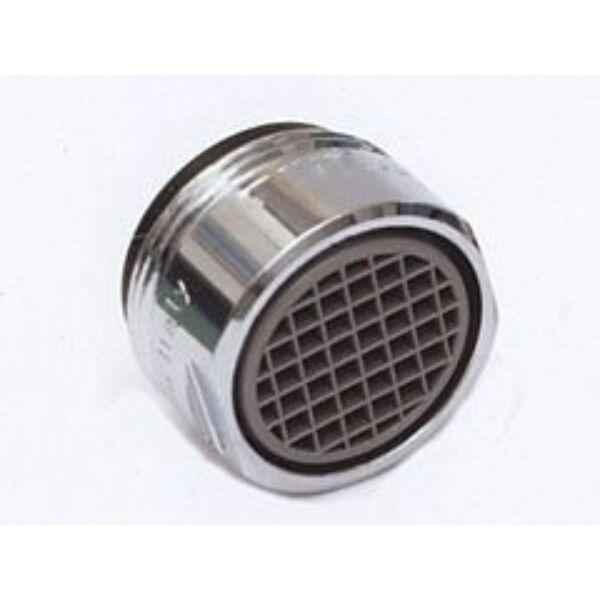 Víztakarékos perlátor külső menetes 5 l/perc - okkersárga